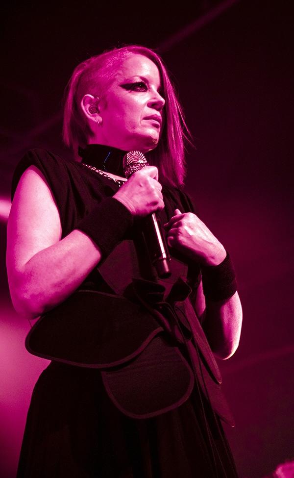 Garbage, Shirley Manson