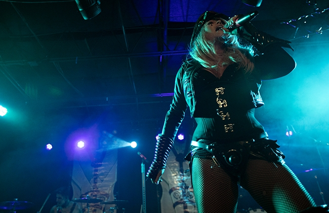 The Genitorturers (Photo by Jeff Hahne)