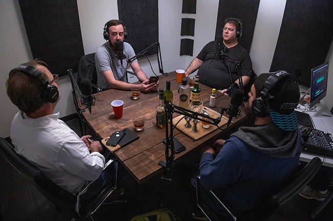 Queen City Nerve's Booze Hounds Podcast