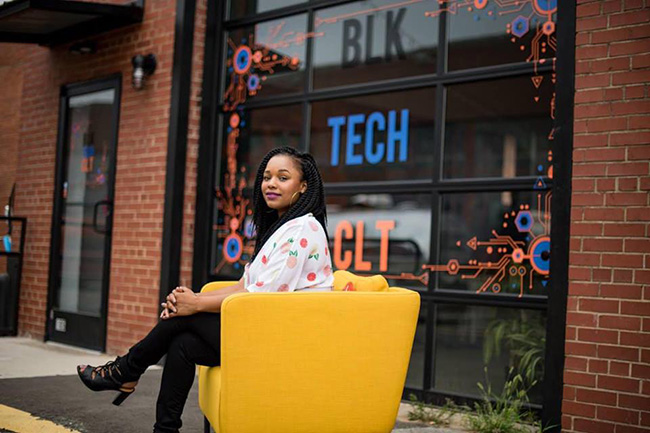 Charlotte's Leading Black Woman Entrepreneurs are Leaving