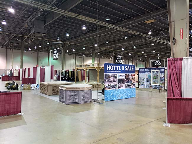 Charlotte Fall Home Show Turns to House 'Fyre' - Queen City