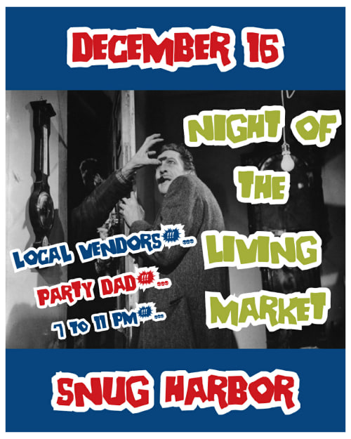 Night of the Living Market