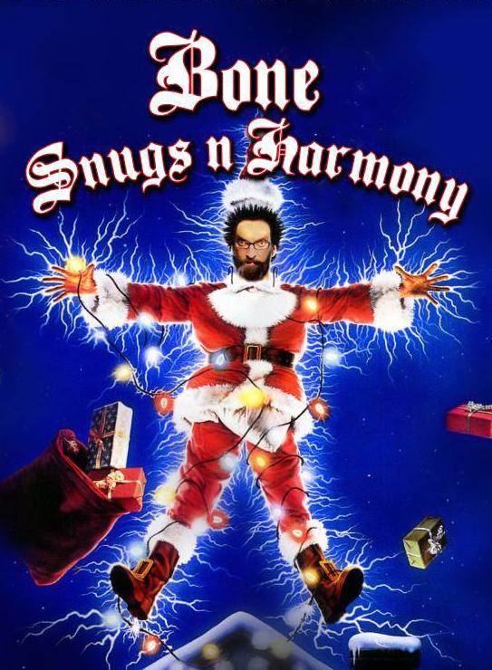 Bone Snugs-N-Harmony Christmas Karaoke