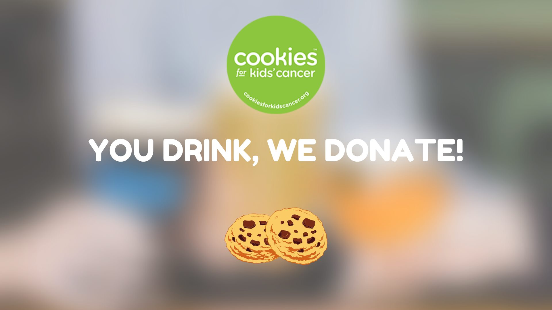 You Drink We Donate