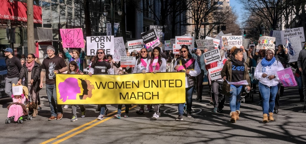 Women United March 2020