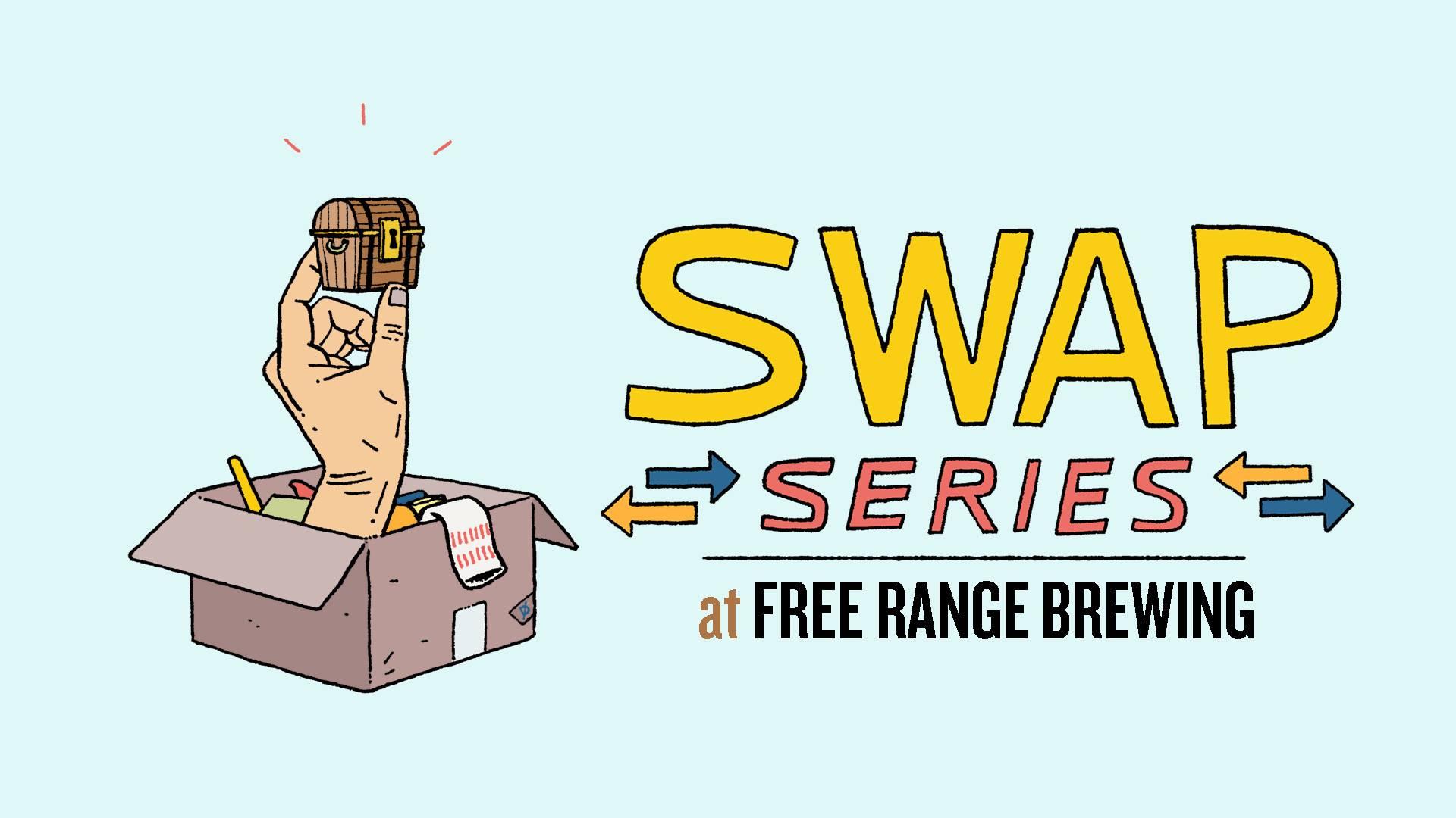 Swap Series: Book Swap