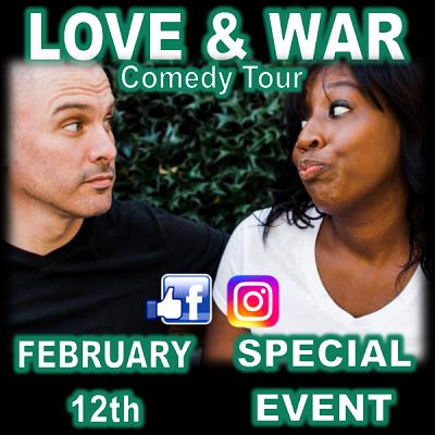 Love & War Comedy Tour