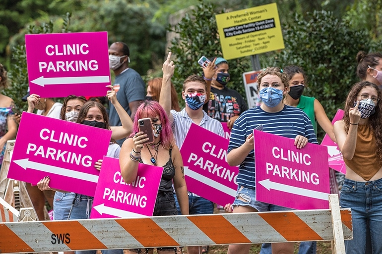 Charlotte abortion clinic