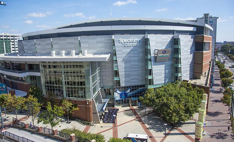 Charlotte Hornets, Spectrum Center voting