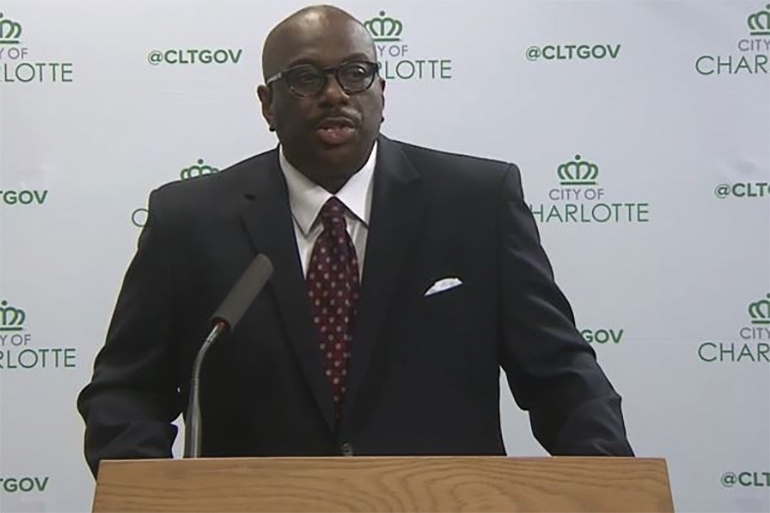 Charlotte City Council redistricting